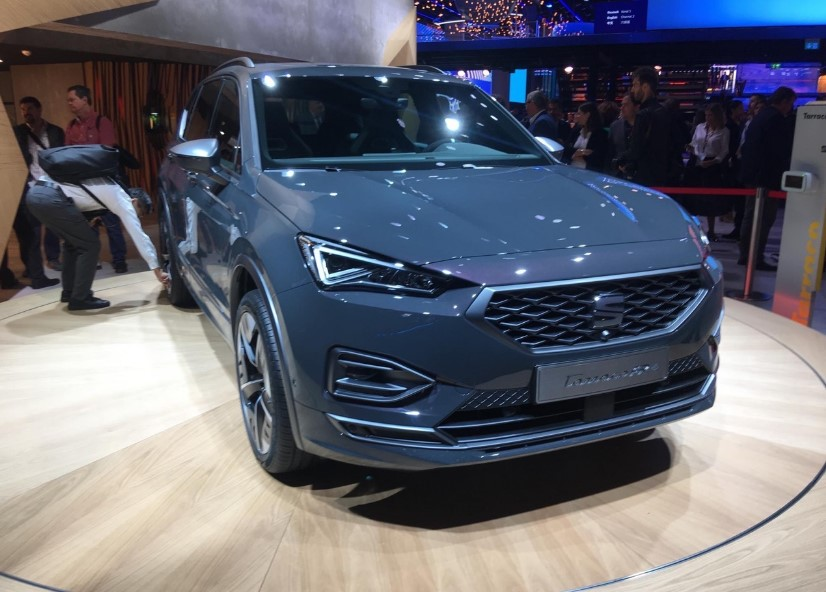 2020 Seat Tarraco Changes
