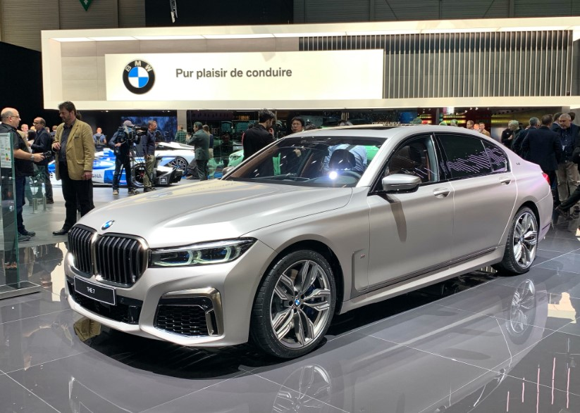 new 2021 bmw 7 series release date rumors - cars trend