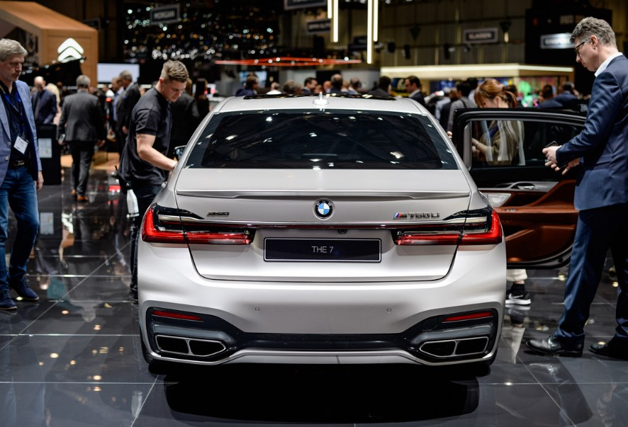 2021 BMW 7 Series Exterior and Specs