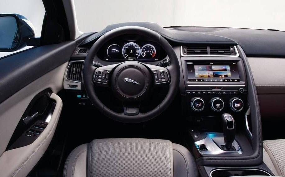 New Jaguar I-Pace Interior