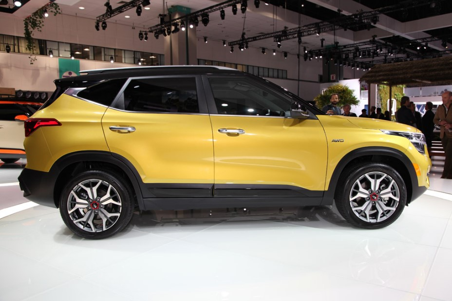 New Kia Seltos 2021 Dimensions and Specs