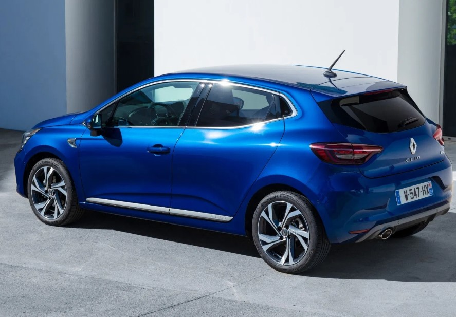 New Renault Clio 2020 Changes