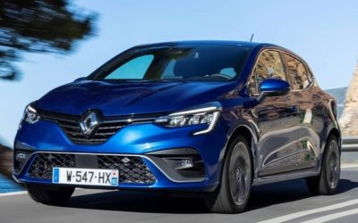 New Renault Clio 2020 Redesign