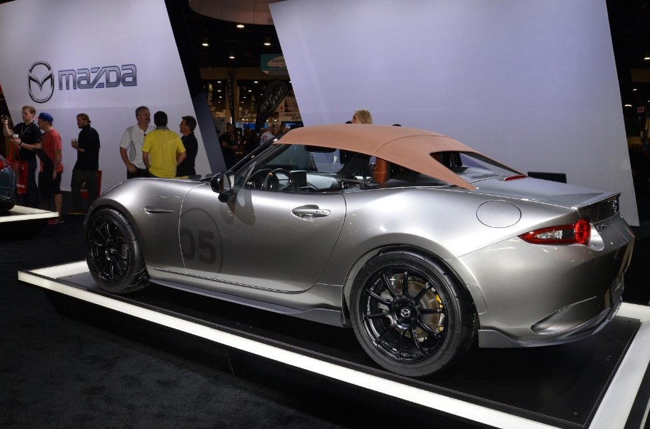 New 2021 Mazda Miata Exterior Changes