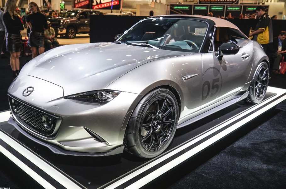 New 2021 Mazda Miata Redesign
